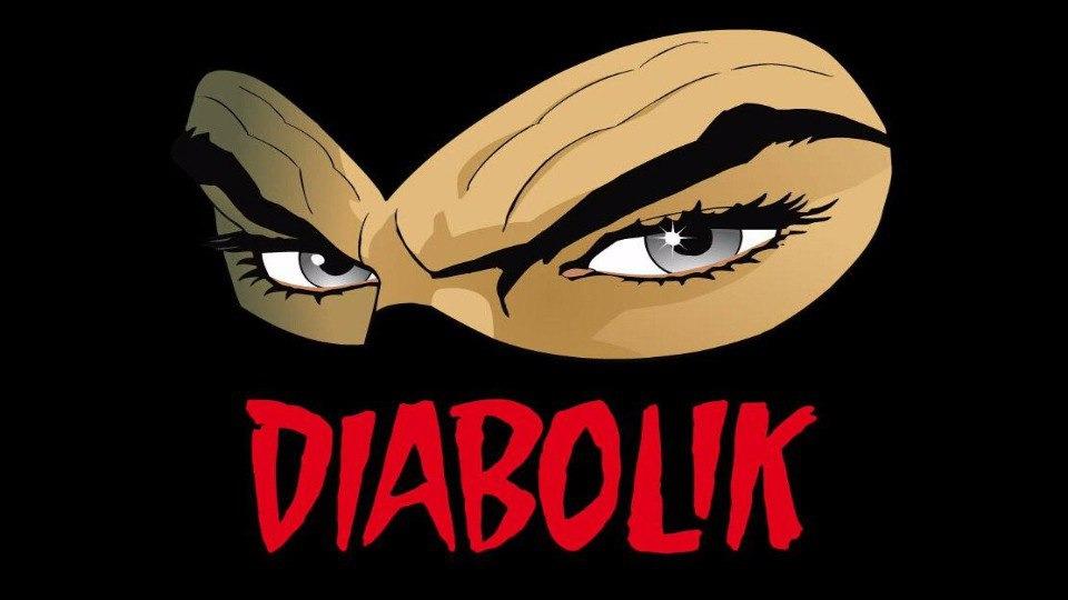 Cartoon Saban's Diabolik