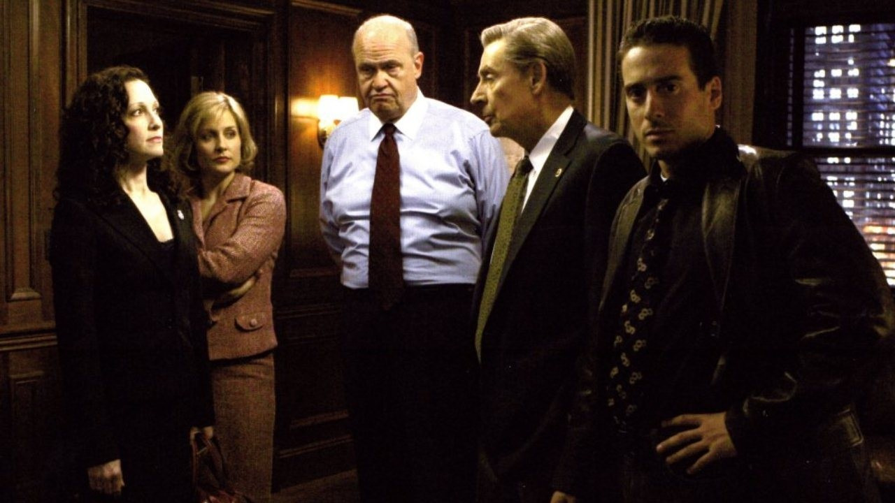 Show Law & Order: Trial by Jury
