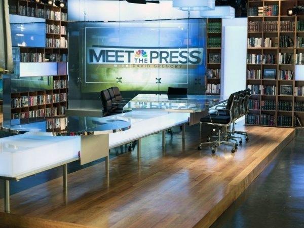 Сериал Meet the Press