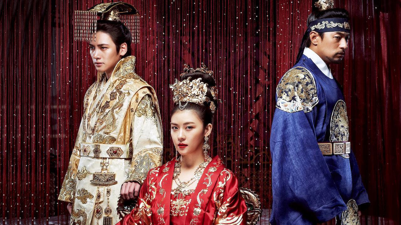 Show The Empress Ki