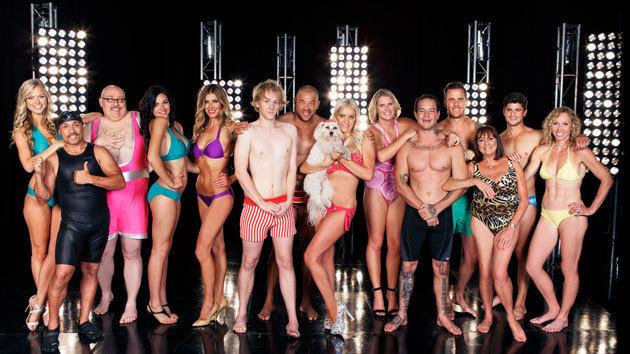 Show Celebrity Splash!