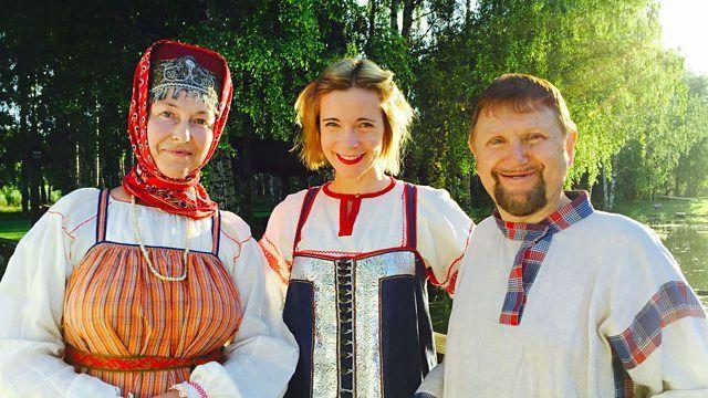 Сериал Царская империя: Россия Романовых с Люси Уорсли