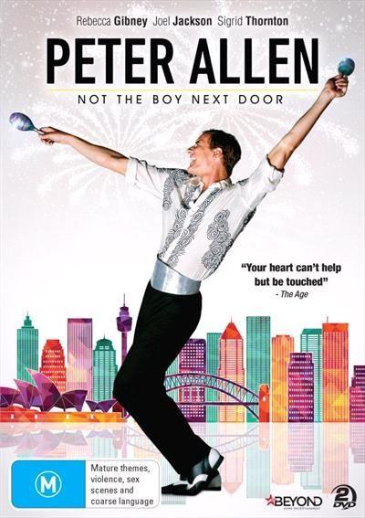 Show Peter Allen: Not the Boy Next Door