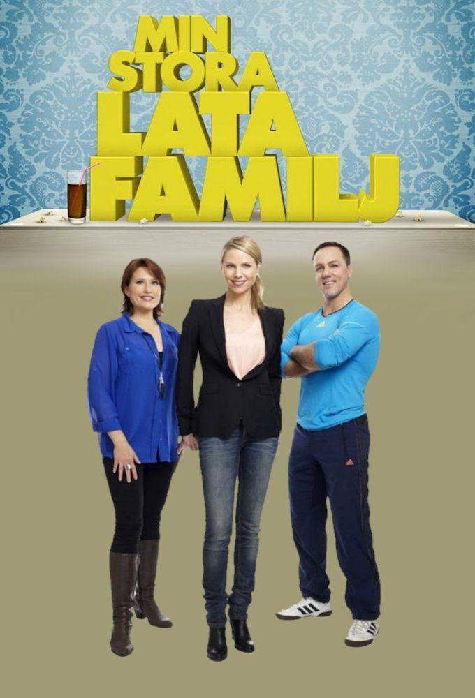 Сериал Min stora lata familj