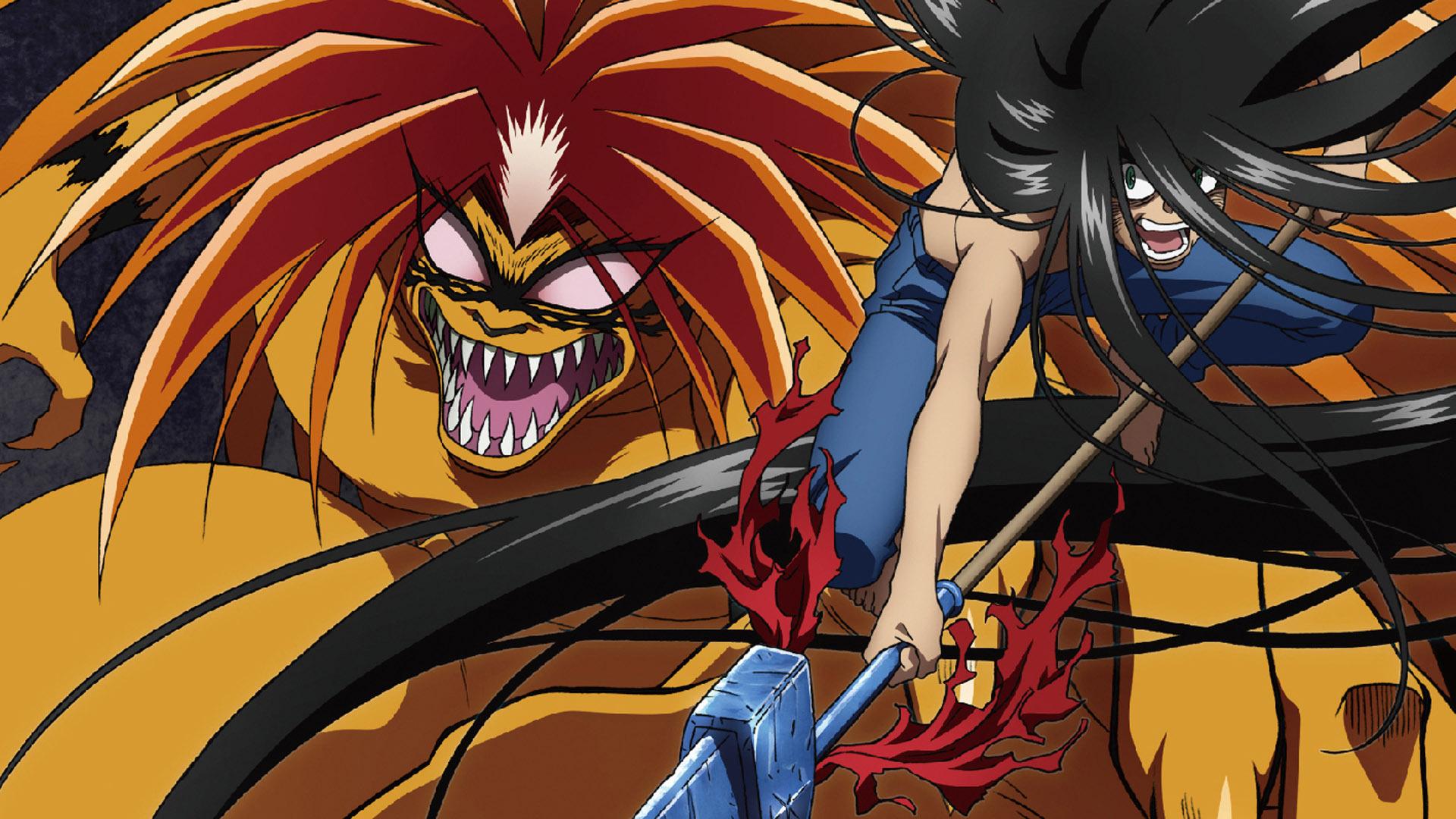 Anime Ushio to Tora
