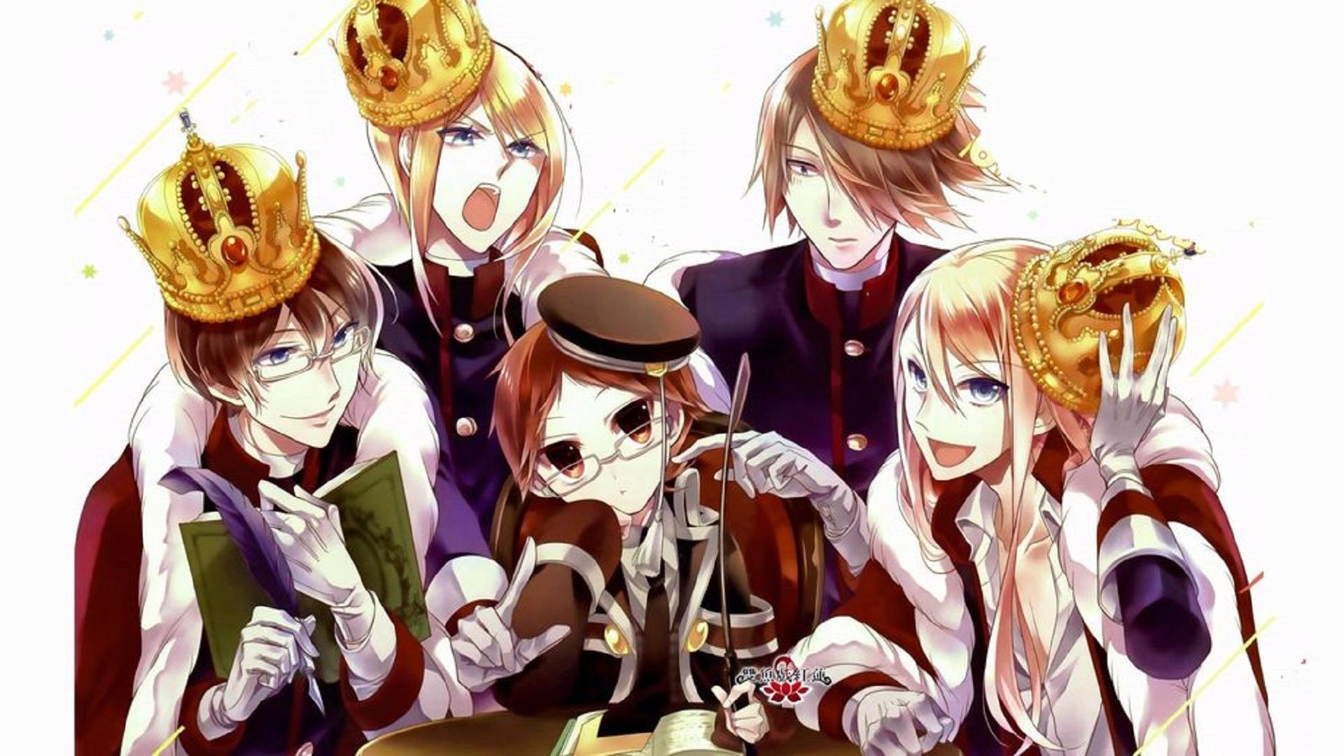 Anime The Royal Tutor