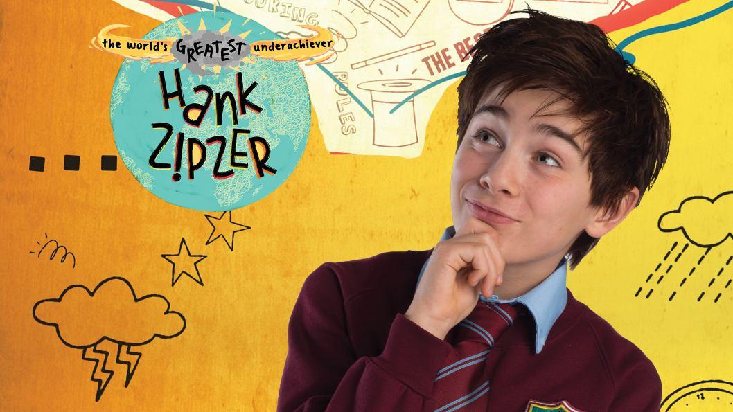 Show Hank Zipzer