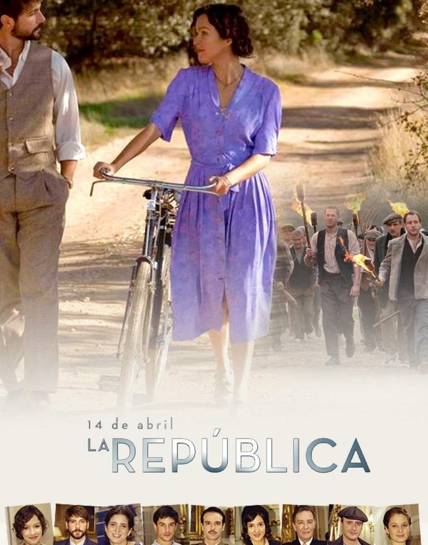 Сериал 14 de abril. La República