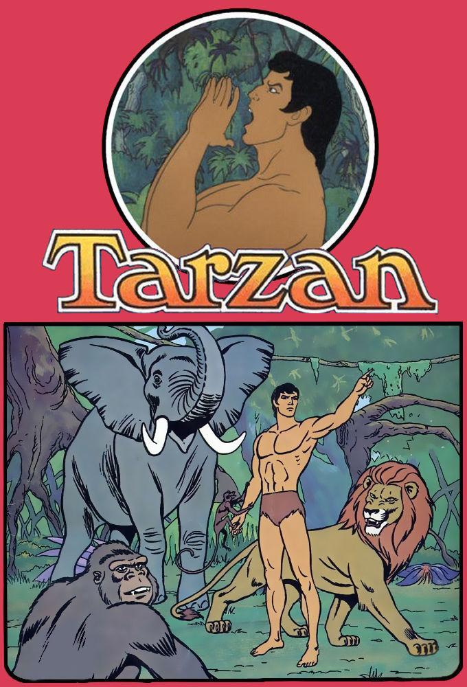 Сериал Тарзан – король джунглей