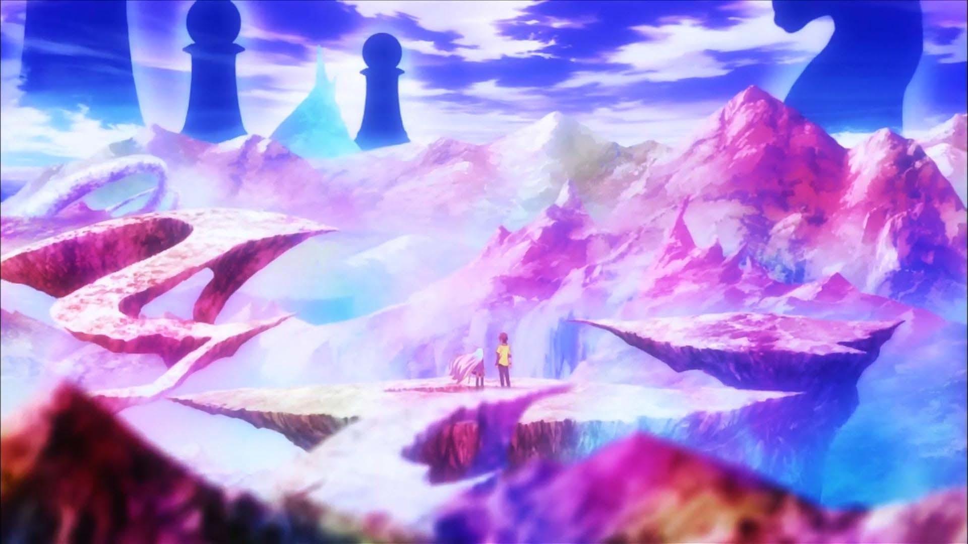 Anime No Game No Life