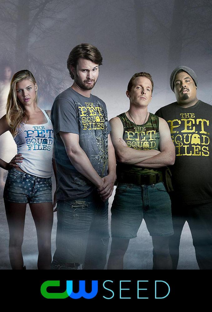 Сериал The P.E.T. Squad Files