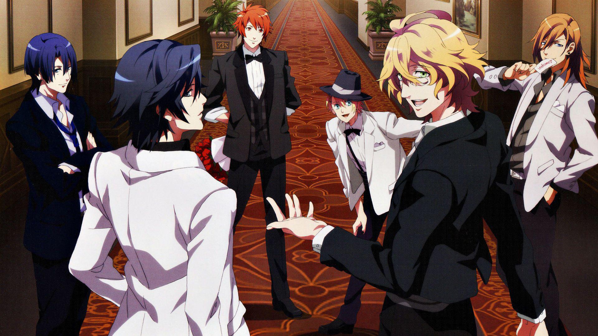 Anime Поющий принц: Реально 1000% любовь