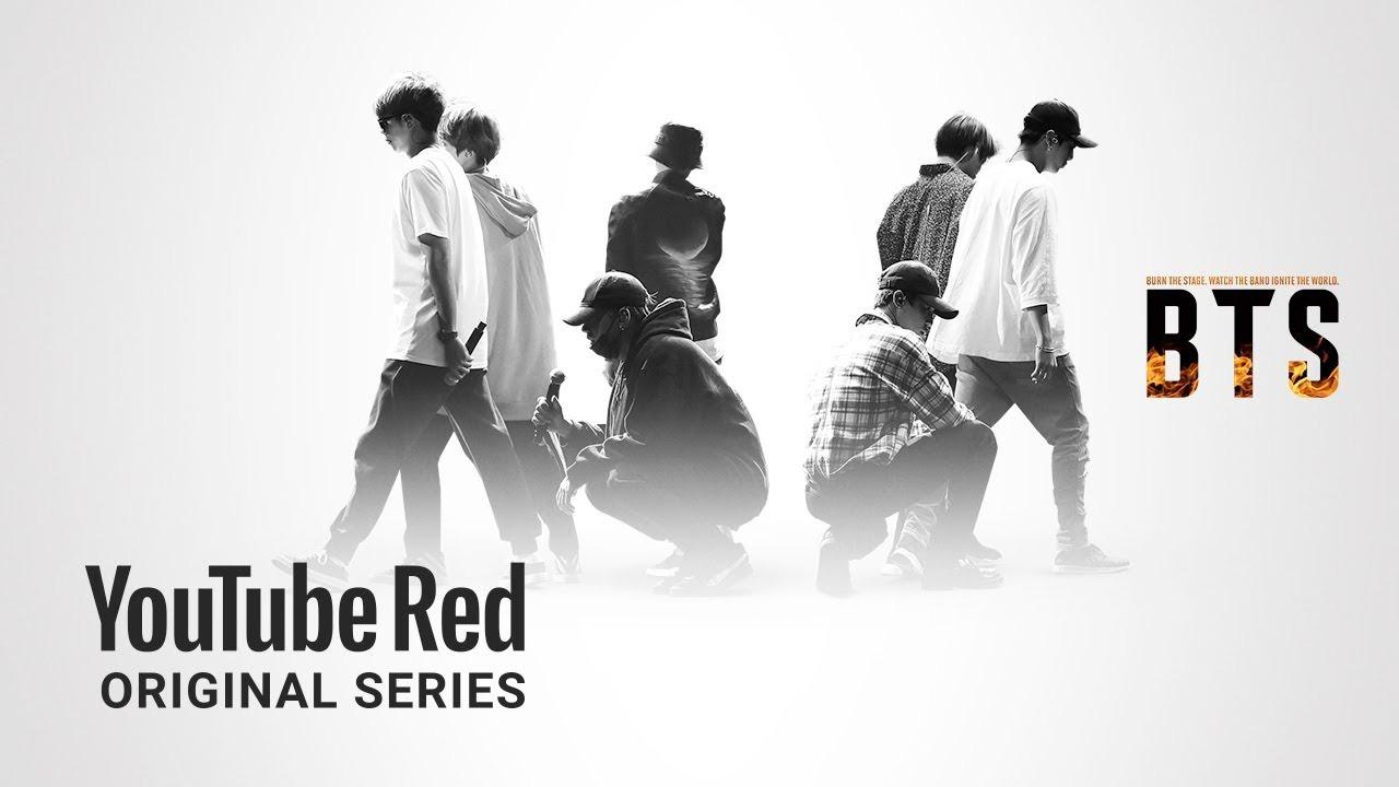 Сериал BTS: Зажги  сцену