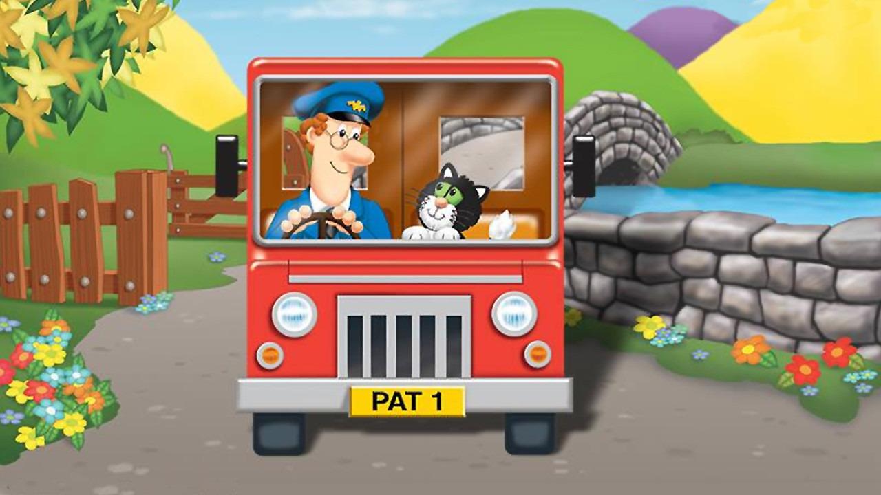 Show Postman Pat