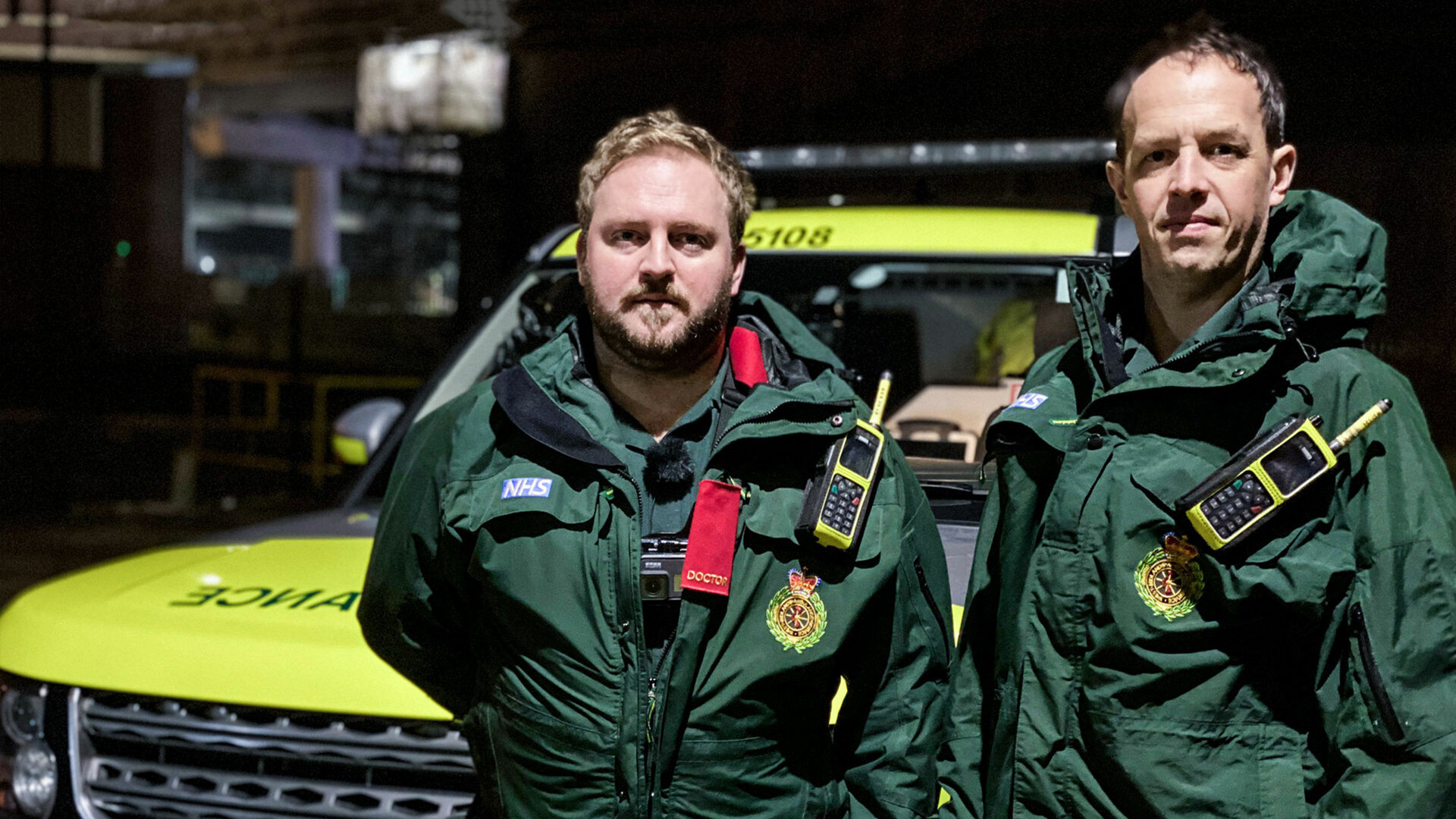 Show Ambulance: Code Red