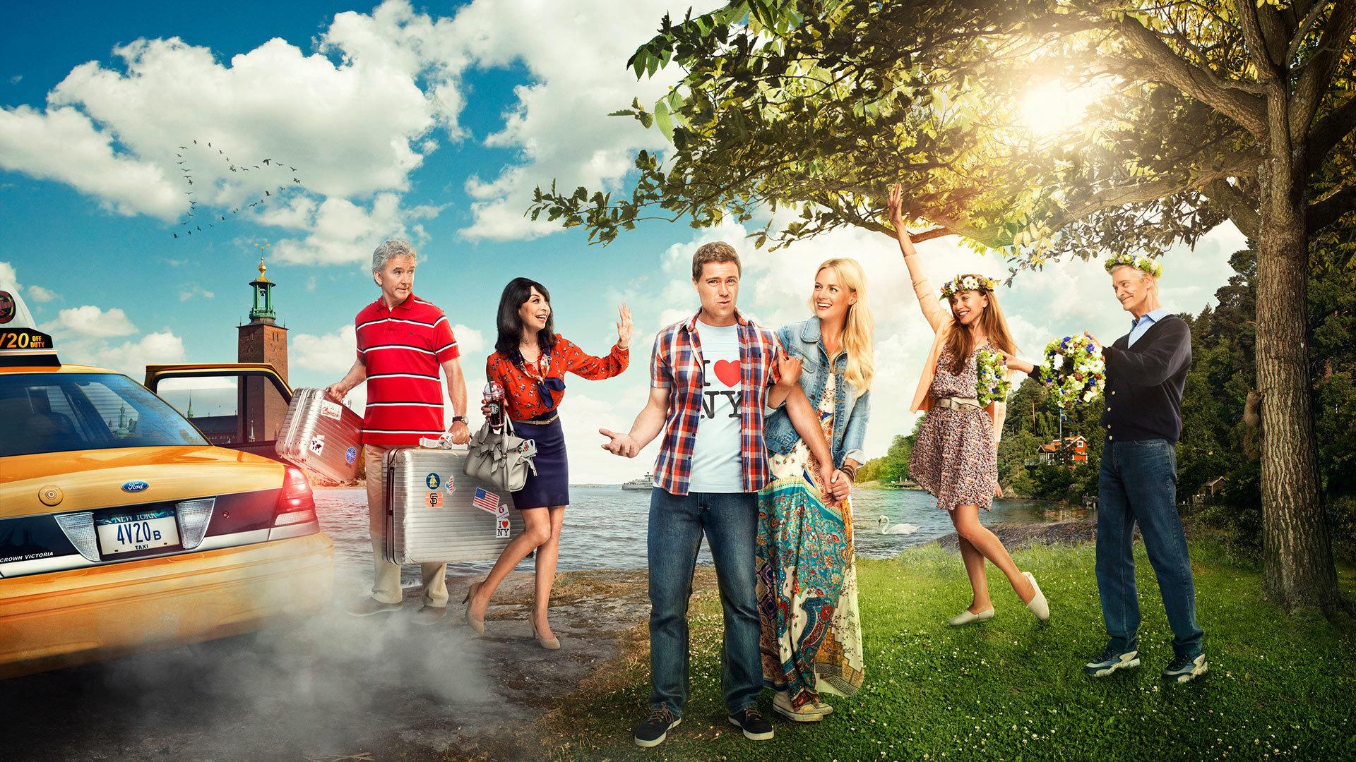 Сериал Добро пожаловать в Швецию