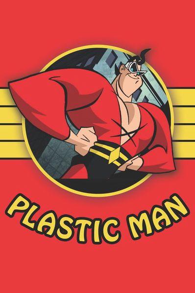 Сериал Plastic Man In...