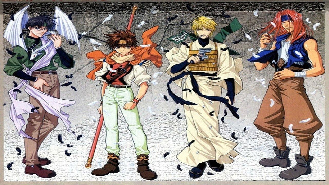 Anime Saiyuki