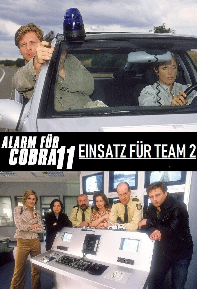 Сериал Alarm für Cobra 11 - Einsatz für Team 2