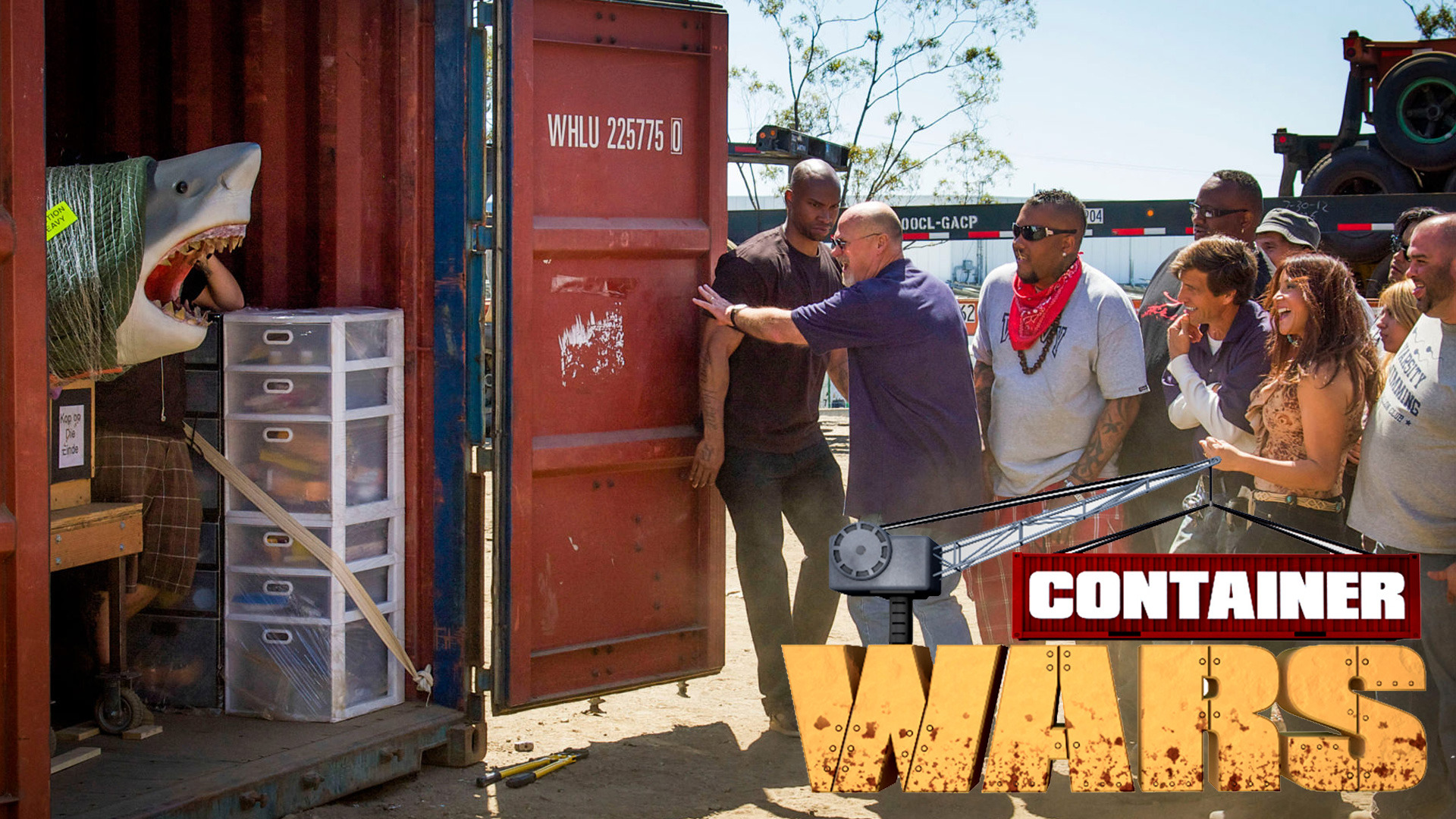 Show Container Wars