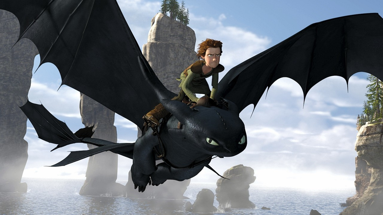 Show DreamWorks Dragons