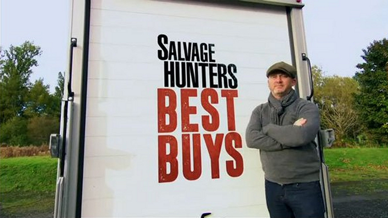 Сериал Salvage Hunters: Best Buys