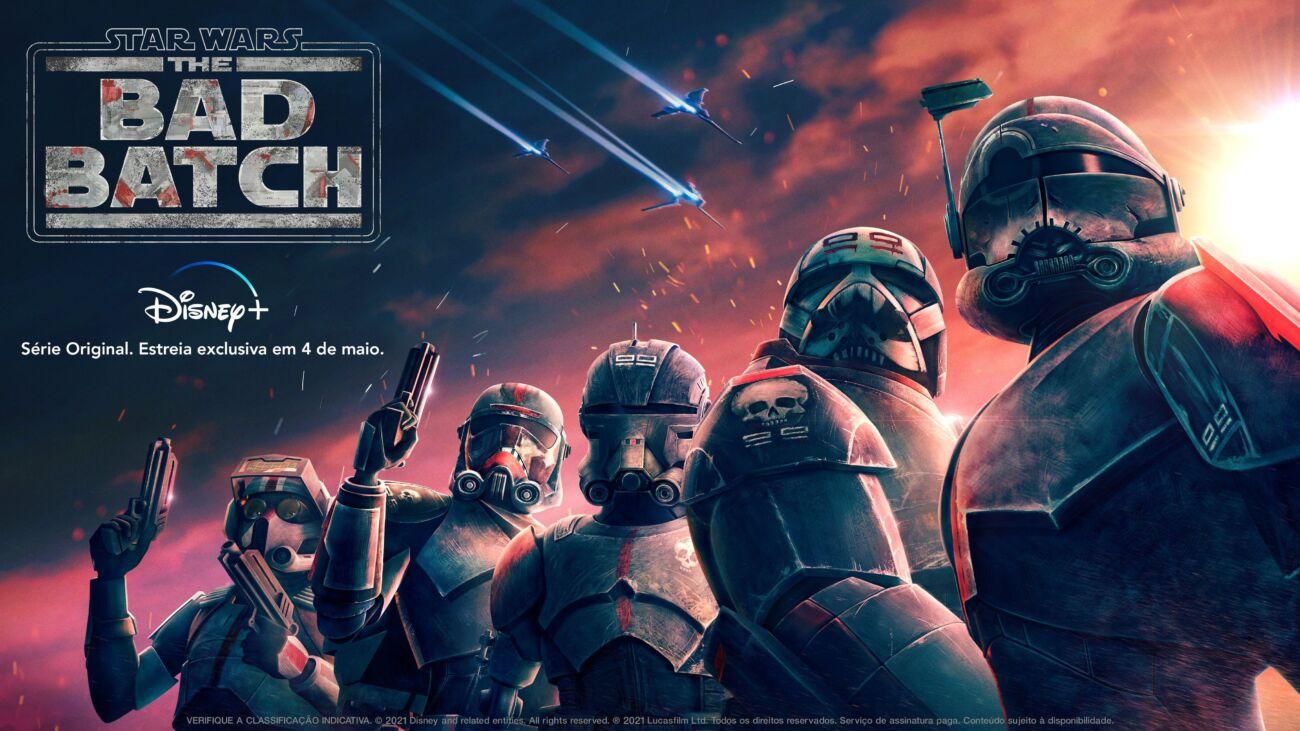Show Star Wars: The Bad Batch