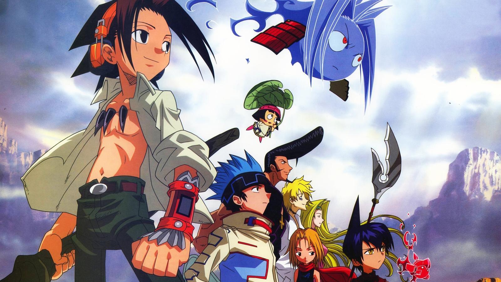 Anime Shaman King (US)