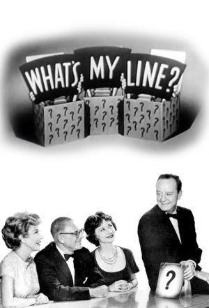 Сериал What's My Line? (US)