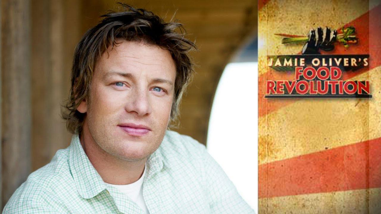 Show Jamie Oliver's Food Revolution