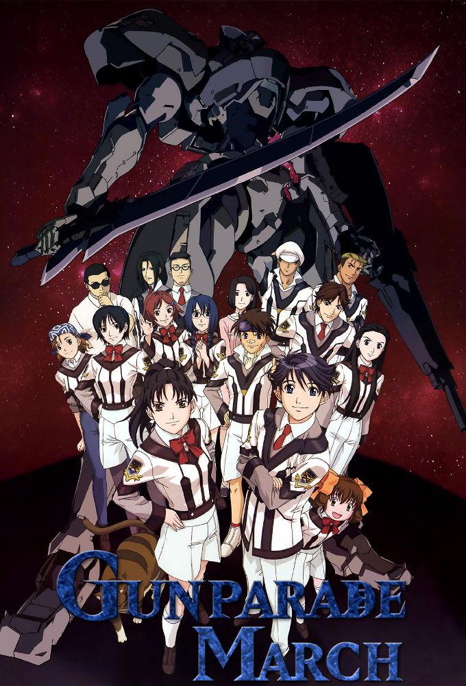 Anime Gunparade March