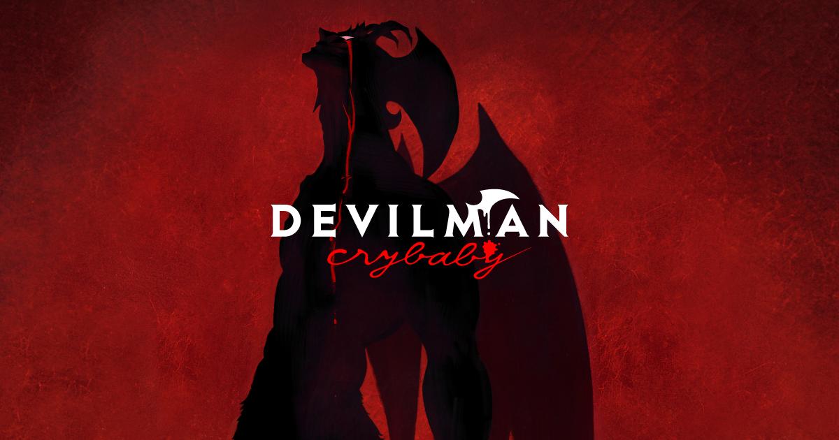 Аниме Человек-дьявол: Плакса