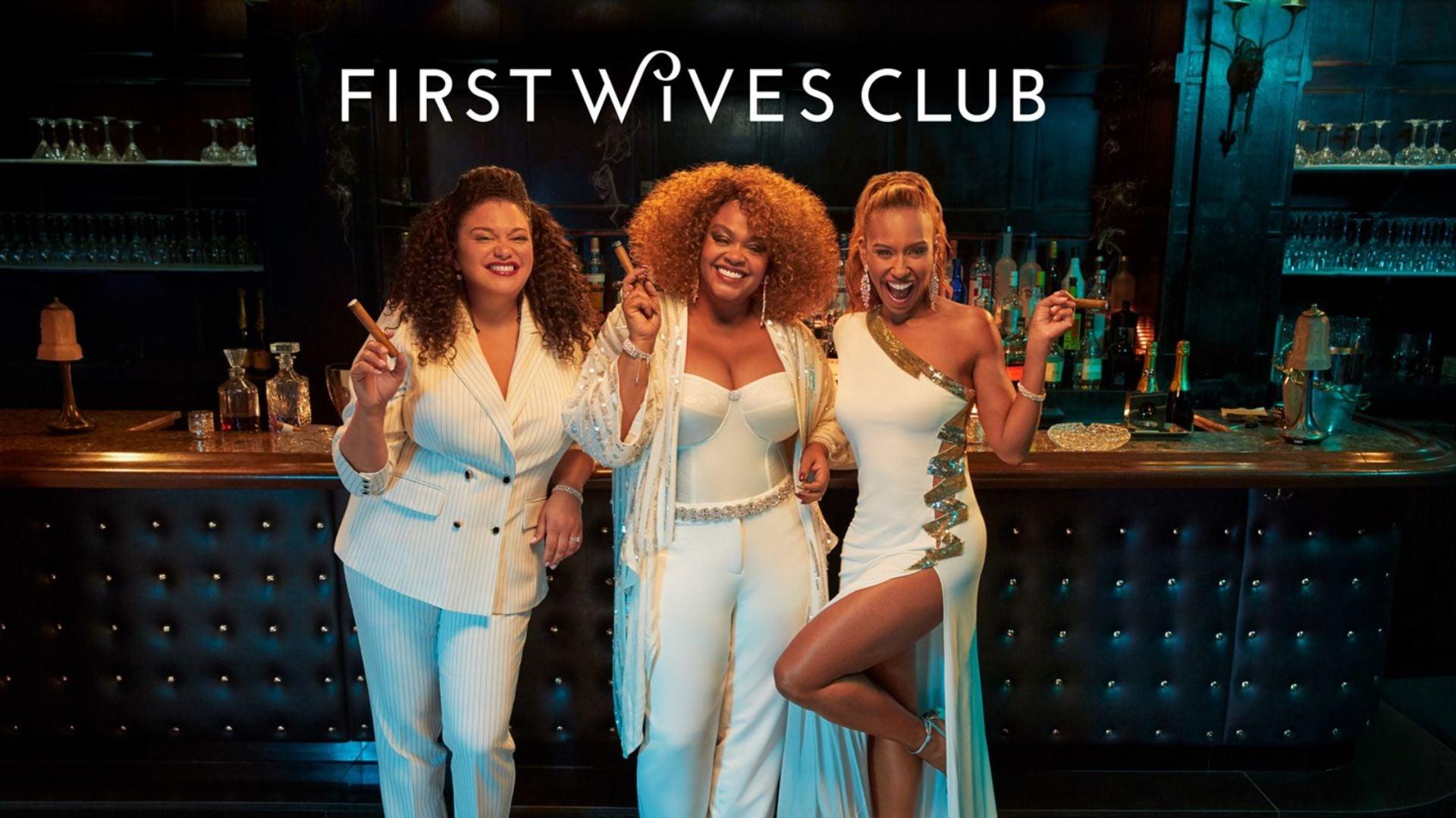 Сериал Клуб первых жен