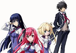 Anime Инструктор кандидатов в воздушные боевые маги