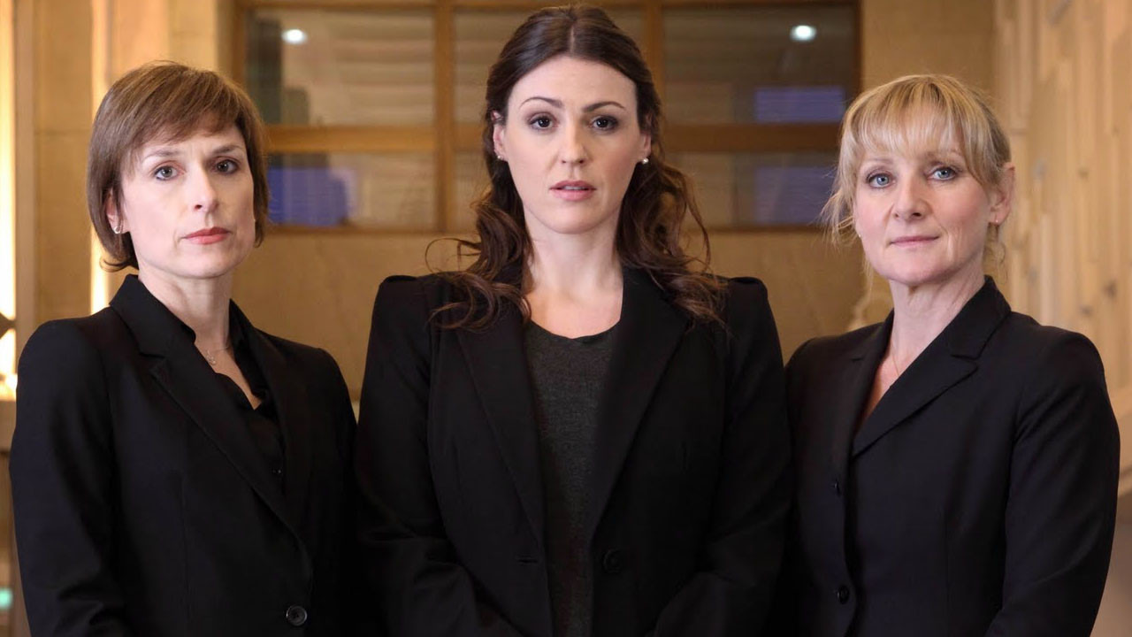 Show Scott and Bailey