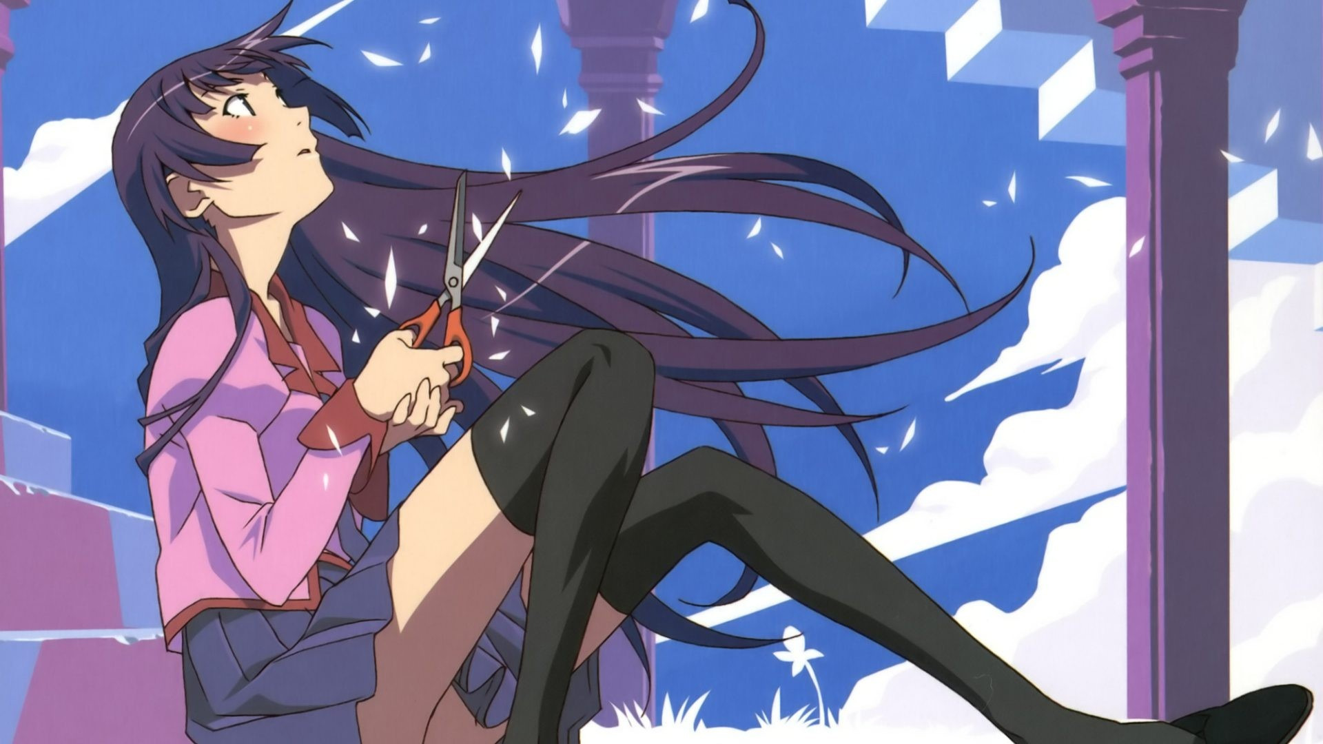 Anime Monogatari Series