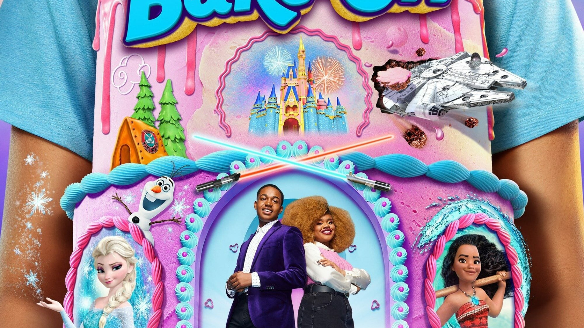 Сериал Disney's Magic Bake-Off