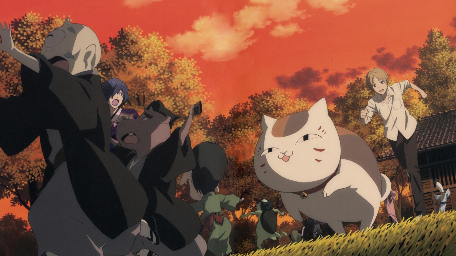 Anime Natsume Yuujinchou