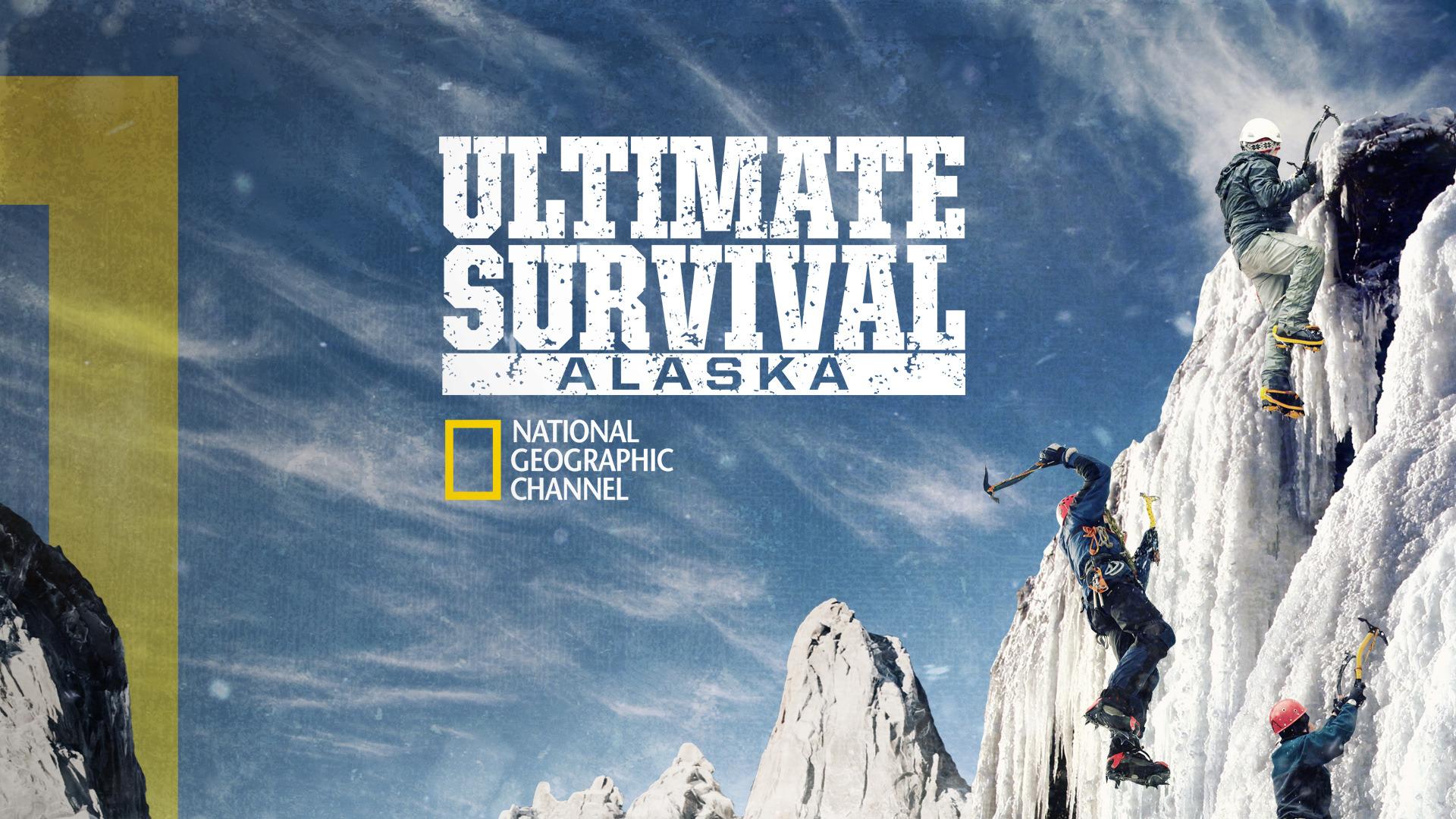 Сериал Экстремальное путешествие: Аляска