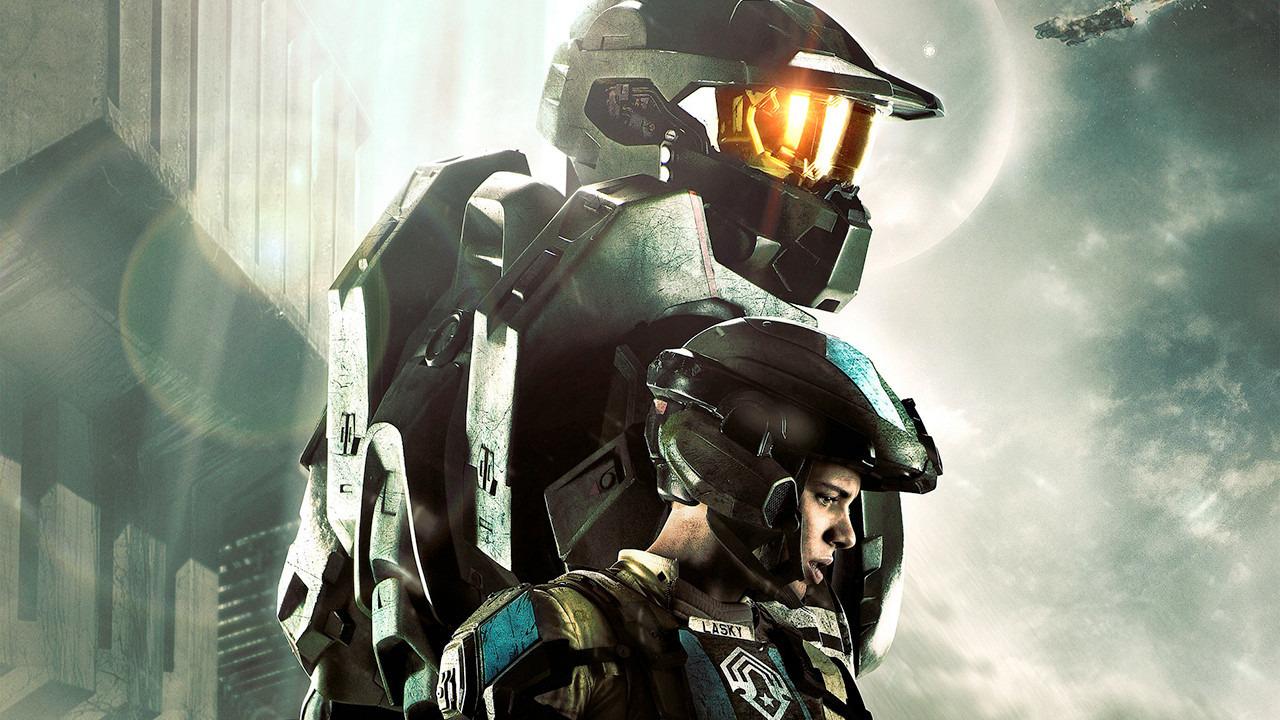 Show Halo 4: Идущий к рассвету