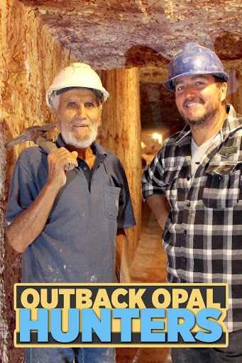 Сериал Outback Opal Hunters