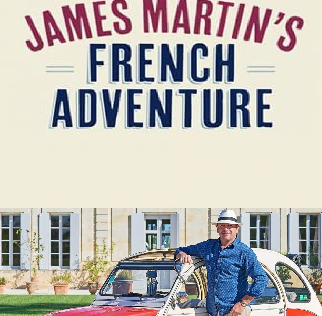 Show James Martin's French Adventure
