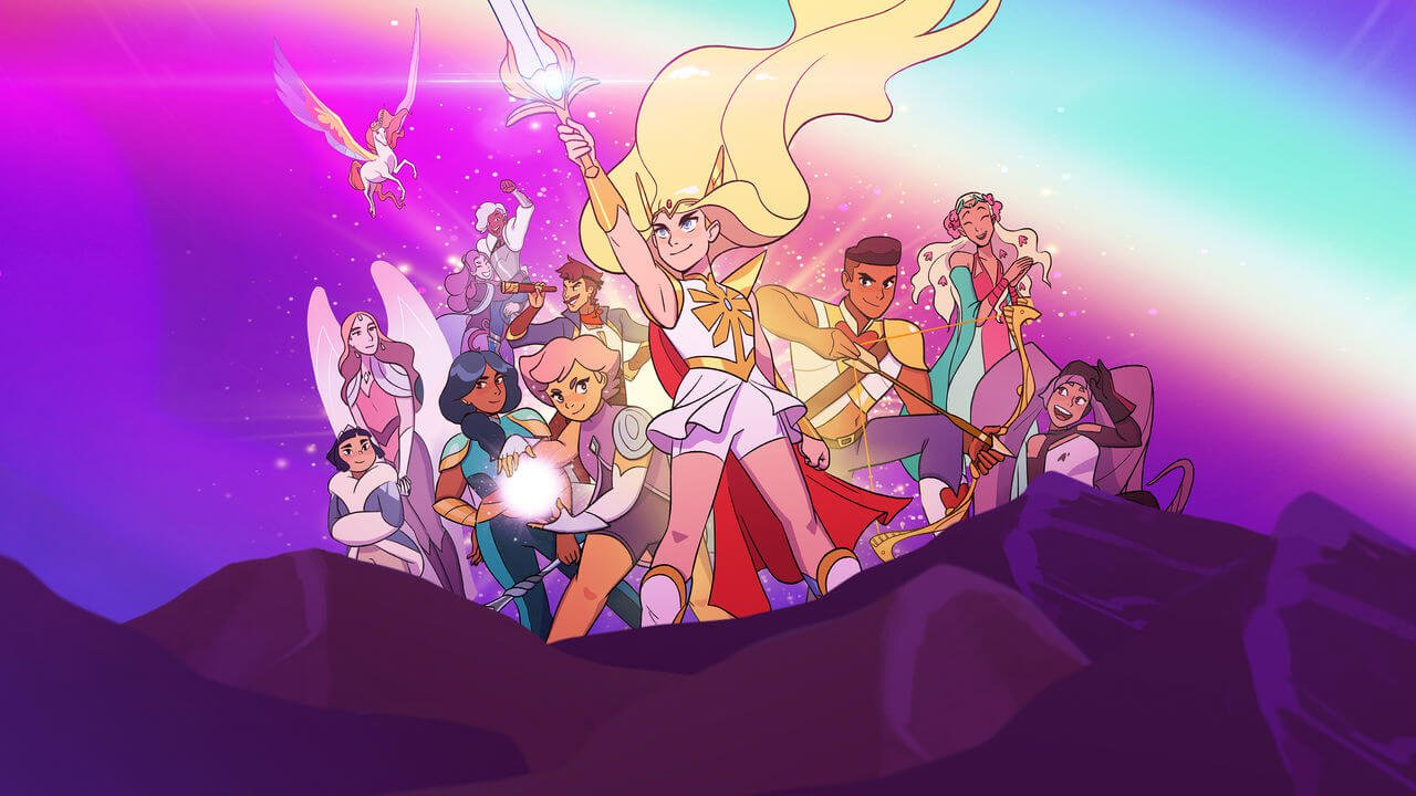 Show She-Ra and the Princesses of Power