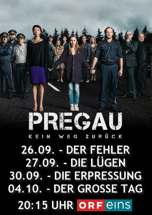 Show Pregau – Kein Weg zurück