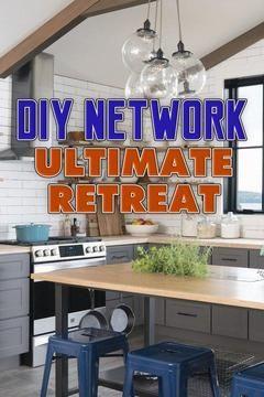 Show DIY Network Ultimate Retreat