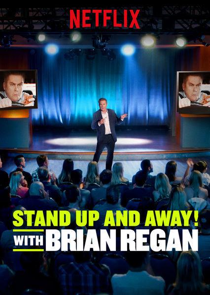 Сериал Вставай и вали! с Брайаном Риганом