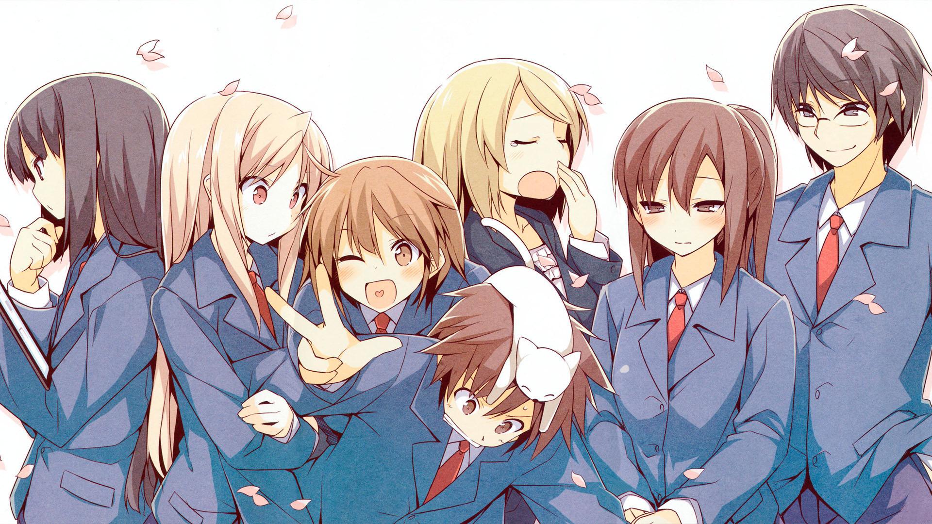 Anime Sakura-sou no Petto na Kanojo