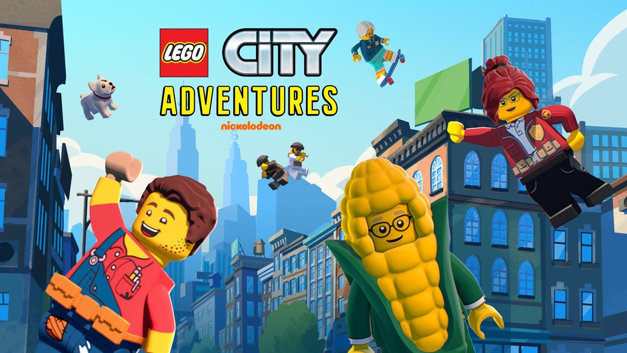 Сериал LEGO City Приключения