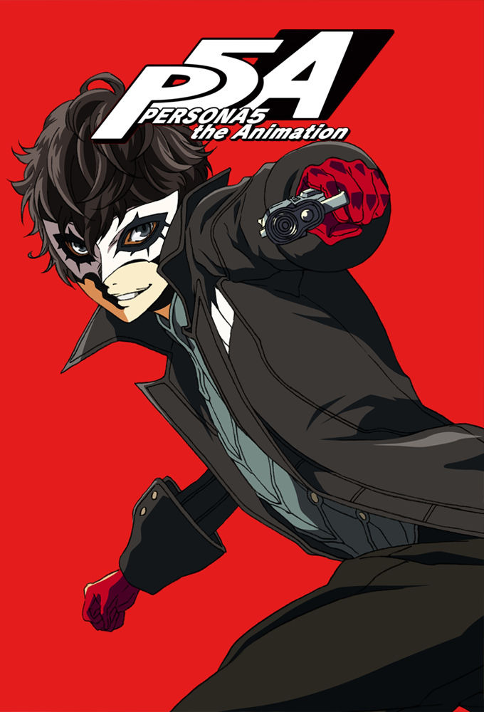 Anime Persona 5: The Animation