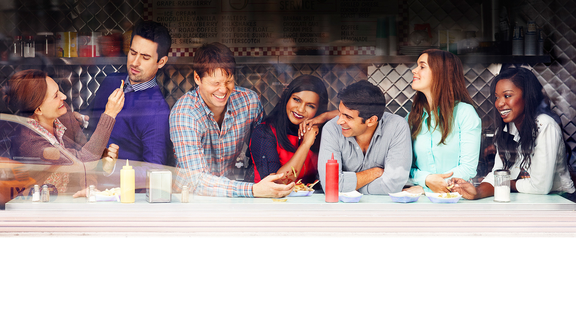Show The Mindy Project